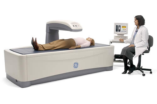 Dual-Energy X-Ray Absorptiometry (DEXA)